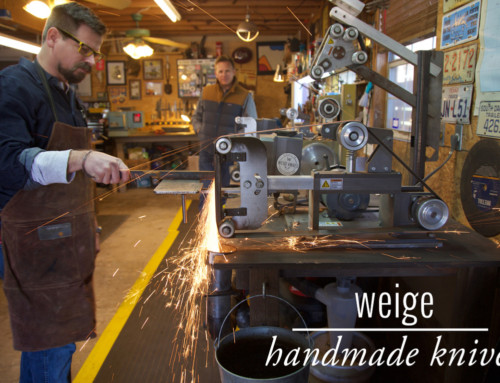 Create Six features Weige Knives