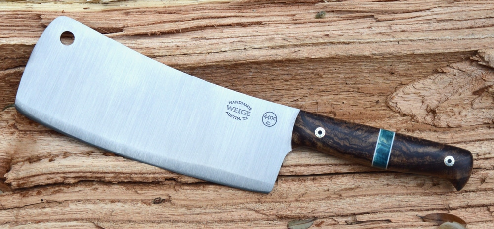 Knife Gallery | Weige Knives Custom Chef Knives
