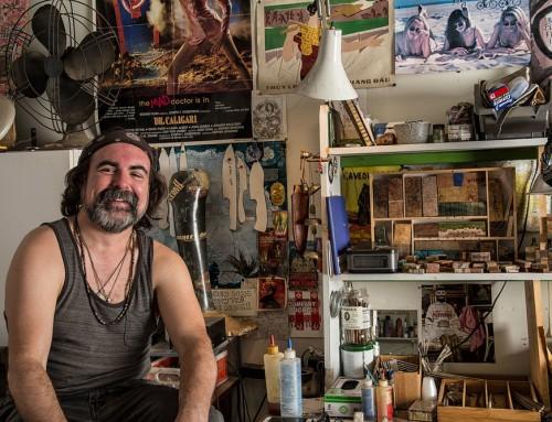 Dirk Michener featured in lifestyle blog.