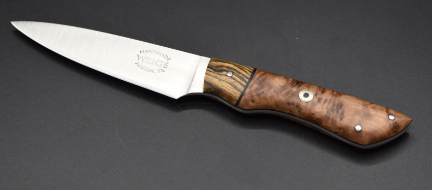 Weige Knives donates to SFC