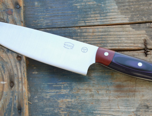 Knife for Navy Officer completed.