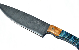 Finished Knives  | Weige Knives Custom Chef Knives